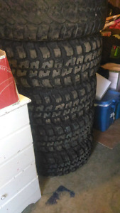 35x12.50r20 10ply for sale or trade for 8x6.5 20x10 rims