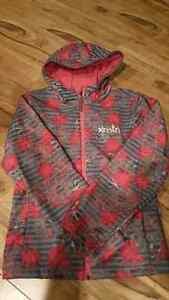 Girls soft shell jacket