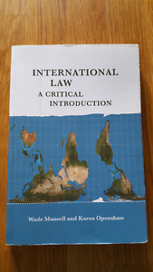 International Law A Critical Introduction