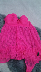 La senza baby dolls size large new without tags