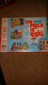 The price is right board game