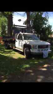 For sale 1995 GMC HD 3500