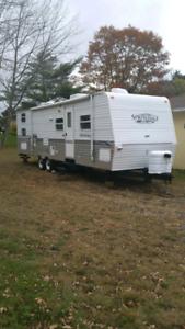 2006 Springdale 30 ft camper 13000 or trade for a different camp