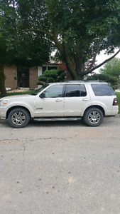 2006 ford explorer limitied 4x4