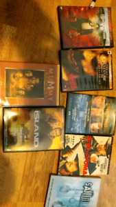 HUGE LOT 48 DVDS