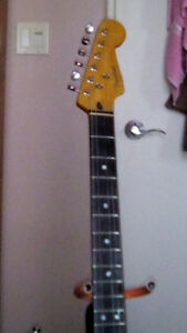 Fender stratocaster Almost new