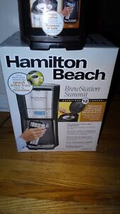 Coffee Maker - Hamilton Beach, 48464C 12-Cup Brew Station Summit