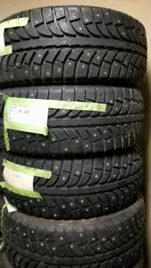 225/45R17 Champiro winter tires (studded)