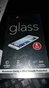 Zagg Invisible glass screen protector brand new, samsung note 4