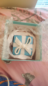 Tiffany and co. Porcelain box
