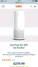 Vax pure air purifier
