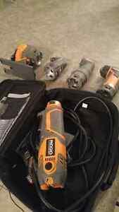 Rigid jobmax jigsaw drill driver sander
