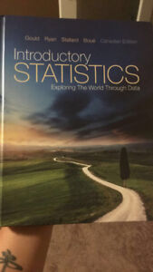 Introductory statistics kijiji in alberta buy sell save with stat 205 introduction to statistical inquiry fandeluxe Images
