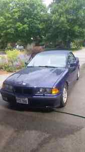 1997 328i convertible BMW