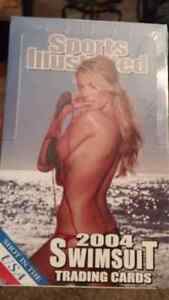 Sports Illustrated Swimsuit Trading Cards 2004 Sealed Box