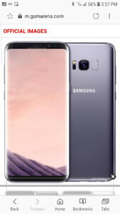 Galaxy S8 (plus)+  BRAND NEW IN BOX Rogers: Can Be Unlocked