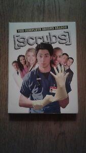 """scrubs"" saison 2, en anglais seulement"