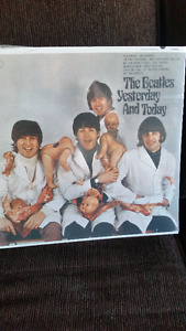 BEATLES BUTCHER COVER--re-issue
