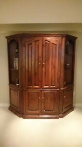 Entertainment Unit / Hutch / Wardrobe For Sale