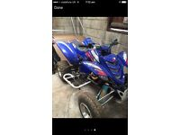Yamaha raptor 660 road legal 2002 px welcome Kx cr Crf ltz lr