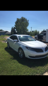 2013 AWD Lincoln MKS
