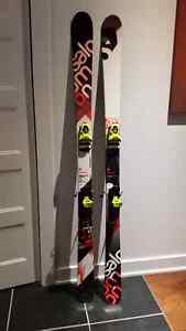 Skis Salomon 171cm - Twin Tip FreeStyle