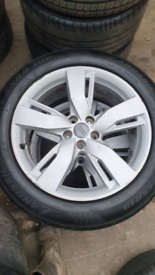 19inch audi alloys alloy wheels