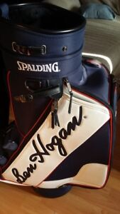Deluxe Cart Golf bag Ben Hogan Limited edition Brand new in box
