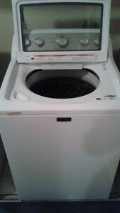 maytag washer/dryer laveuse/secheuse maytag
