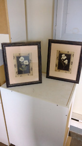 Pictures with frames