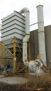 Industrial Dust Collector / Baghouse