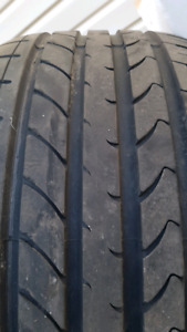 315 35 20 Tires Like NEW Bmw X5