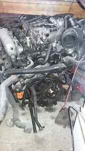 moteur et transmission complet 1.8t