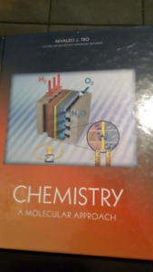 Chemistry book & Calculas taste exam Book.
