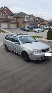 2005 Optra LS Wagon New Timing Belt, very good condition $1990