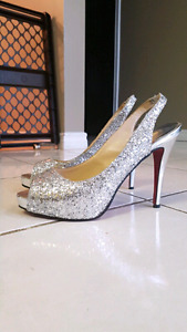 Authentic Christian Laboutin heels