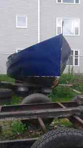 19ft cape solid glass trade for truck or anything of interest