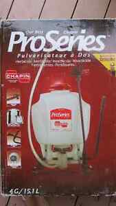 CHAPIN pro series backpack sprayer 15.1L