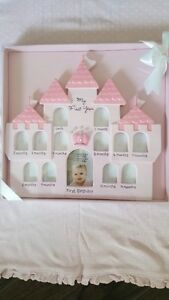 girls brand new picture frame