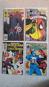 Comics from $0.50 & up - Spiderman, Captain America, Avengers... Kitchener / Waterloo Kitchener Area image 2