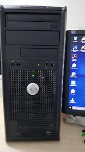 Puissant ordinateur QUATRE CŒURS_WIFI_HDMI-500GB DD-4GB MÉ_NÉGO