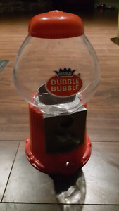 Gumball dubble bubble machine vintage classic