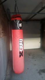 Boxing and martial arts Punch bag
