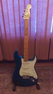 1980's Japanese made Fender Stratocaster