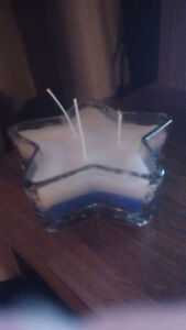 Homade candles , variety of scents and colours for sale London Ontario image 1