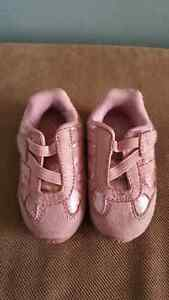Infant sneakers size 3