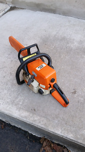 Chainsaw for sale
