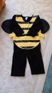 dress up or halloween costume Bumble bee size 18-24m