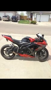 GSXR 750 FOR SALE!!!!