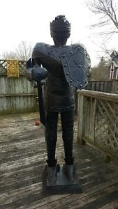 MEDIEVAL KNIGHT  ( Delete when Sold)
